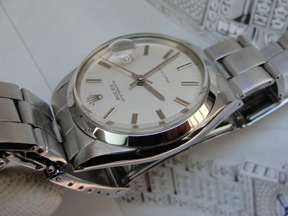 Besoin de conseil : Rolex precision 6694 Image45594