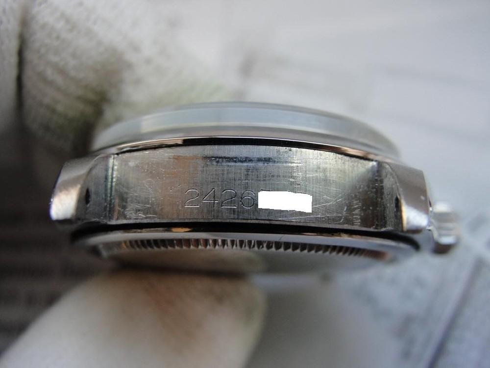 Besoin de conseil : Rolex precision 6694 Image45598