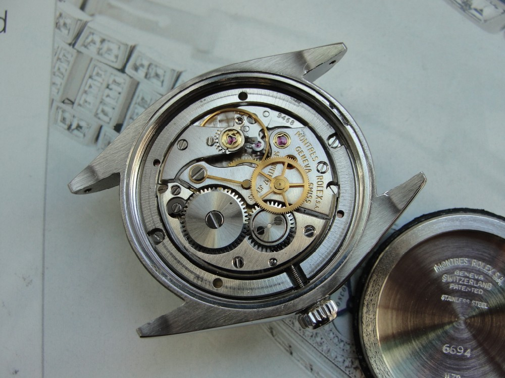 Besoin de conseil : Rolex precision 6694 Image45599