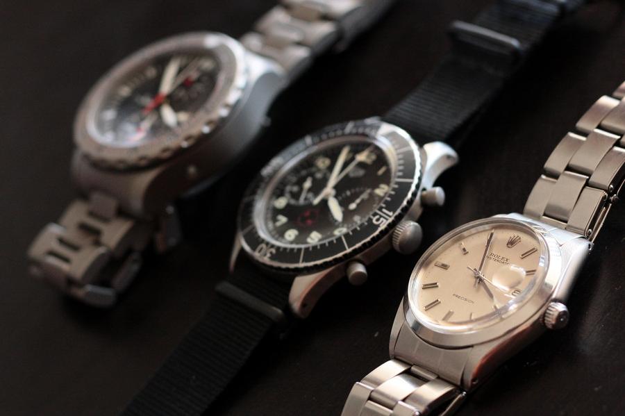 Besoin de conseil : Rolex precision 6694 2%20-%20trio%20-%203quart%20flou